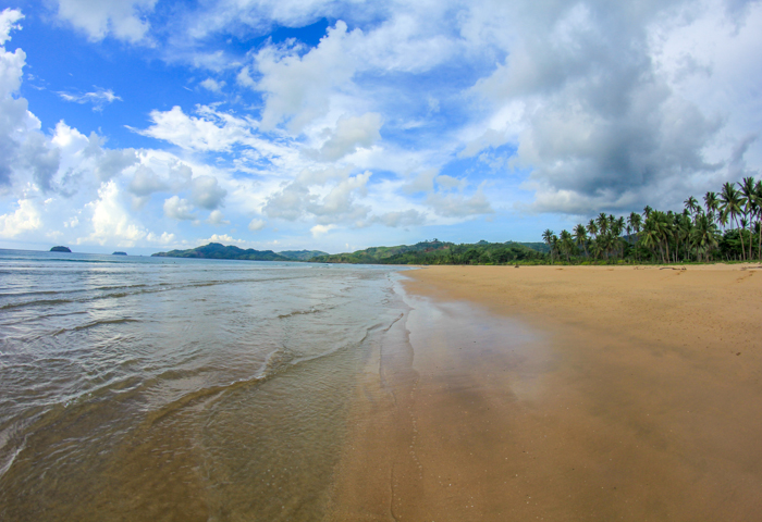 Duli Beach - Pure solitude