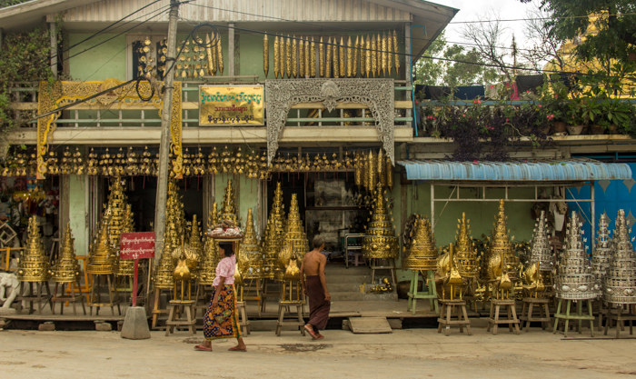Mandalay workshops