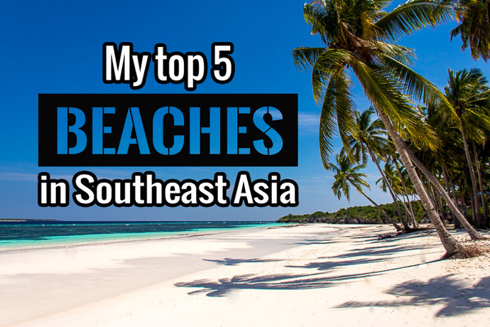 My top 5 beaches in southeast asia escapologyescapology for Best beaches in southeast us