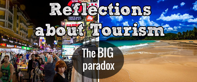 Reflections about tourism