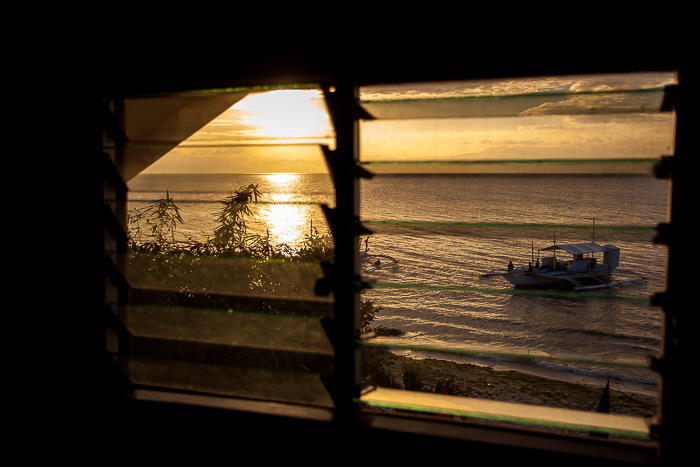 Room with a sunset view Philippines