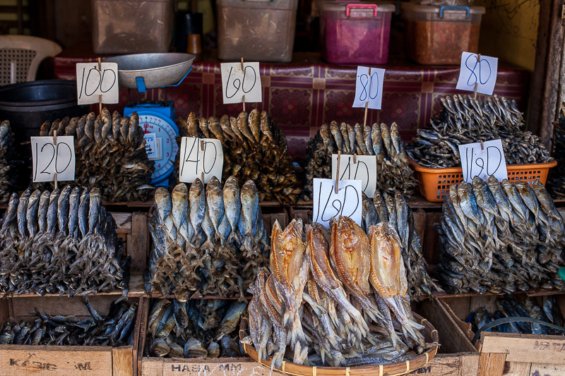 Dried fish Balamban
