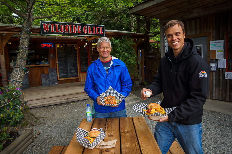 Wildside Grill Tofino